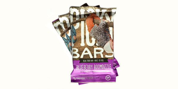 Wrapper Story: Blueberry Boomdizzle