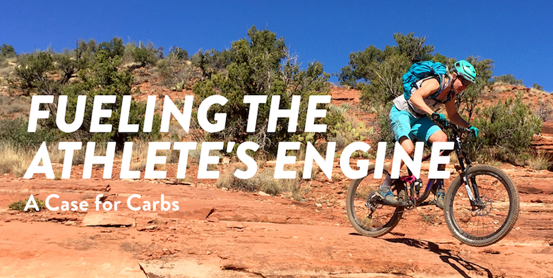 Fueling the Athlete's Engine (a case for carbs)