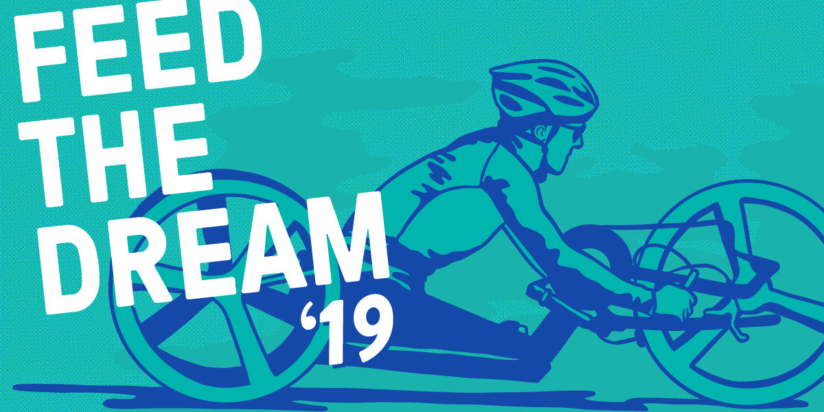 Feed the Dream - Challenged Athletes