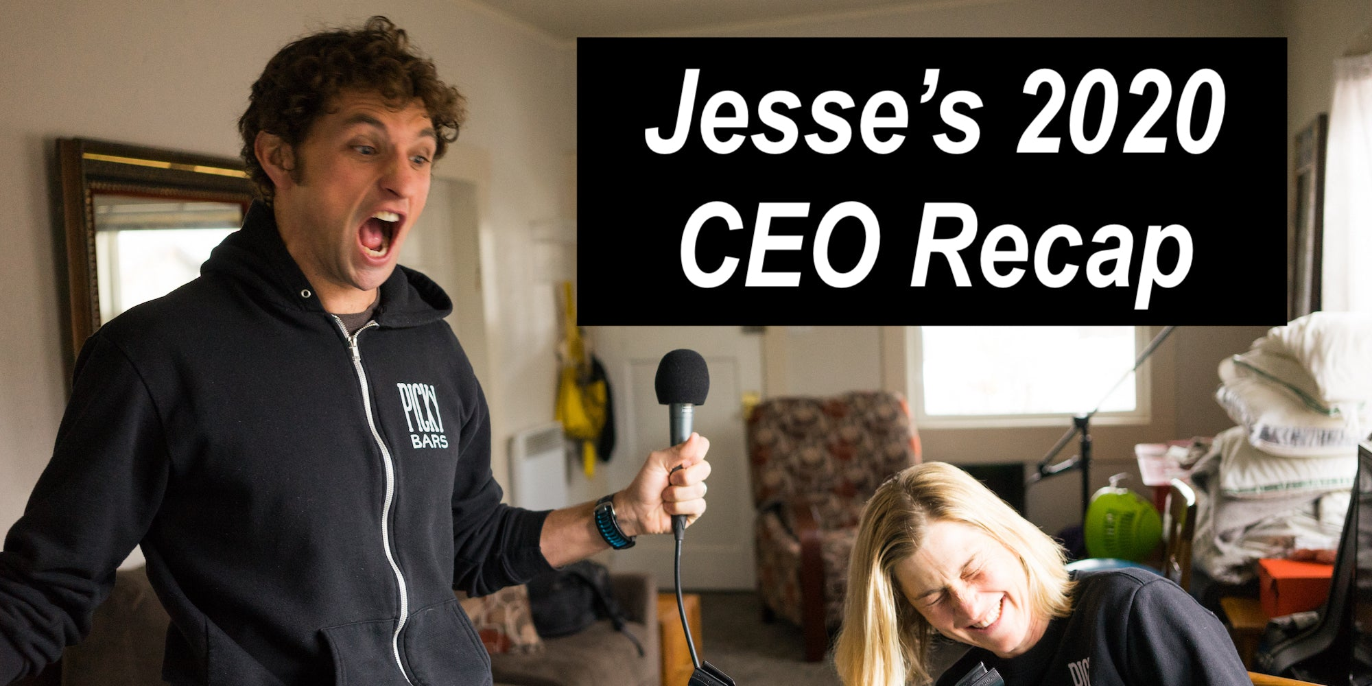 A Look Back on 2020 (Jesse's CEO Recap)