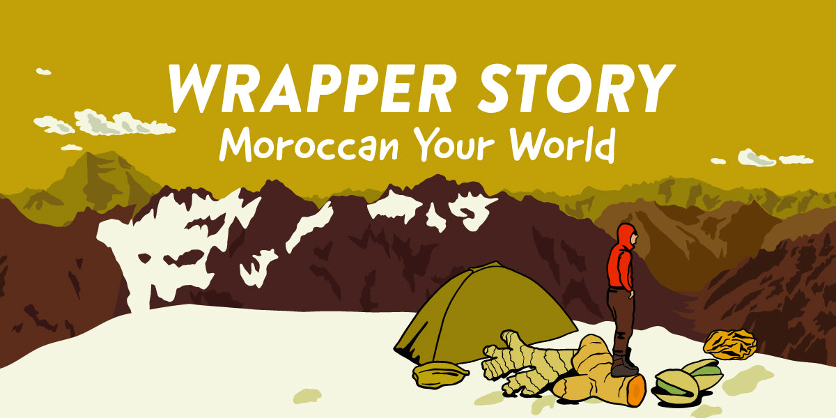 Moroccan Your World... from Pakistan