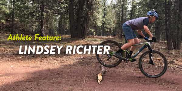 Riding Bikes (& being happy) w/ Lindsey Richter
