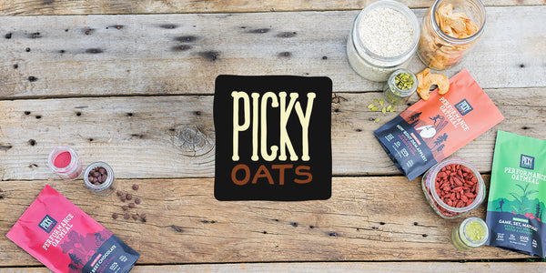 Picky Oats on Kickstarter