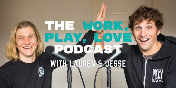 The Work, Play, Love Podcast with Lauren Fleshman & Jesse