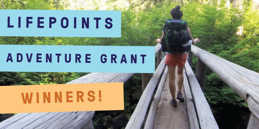 Lifepoints Adventure Grant Winners