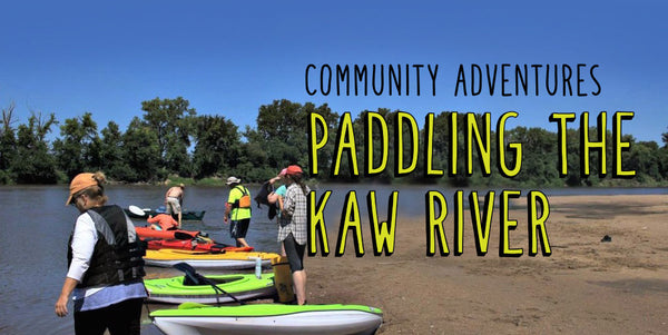Lifepoints Adventure Grant: Paddling the Kaw