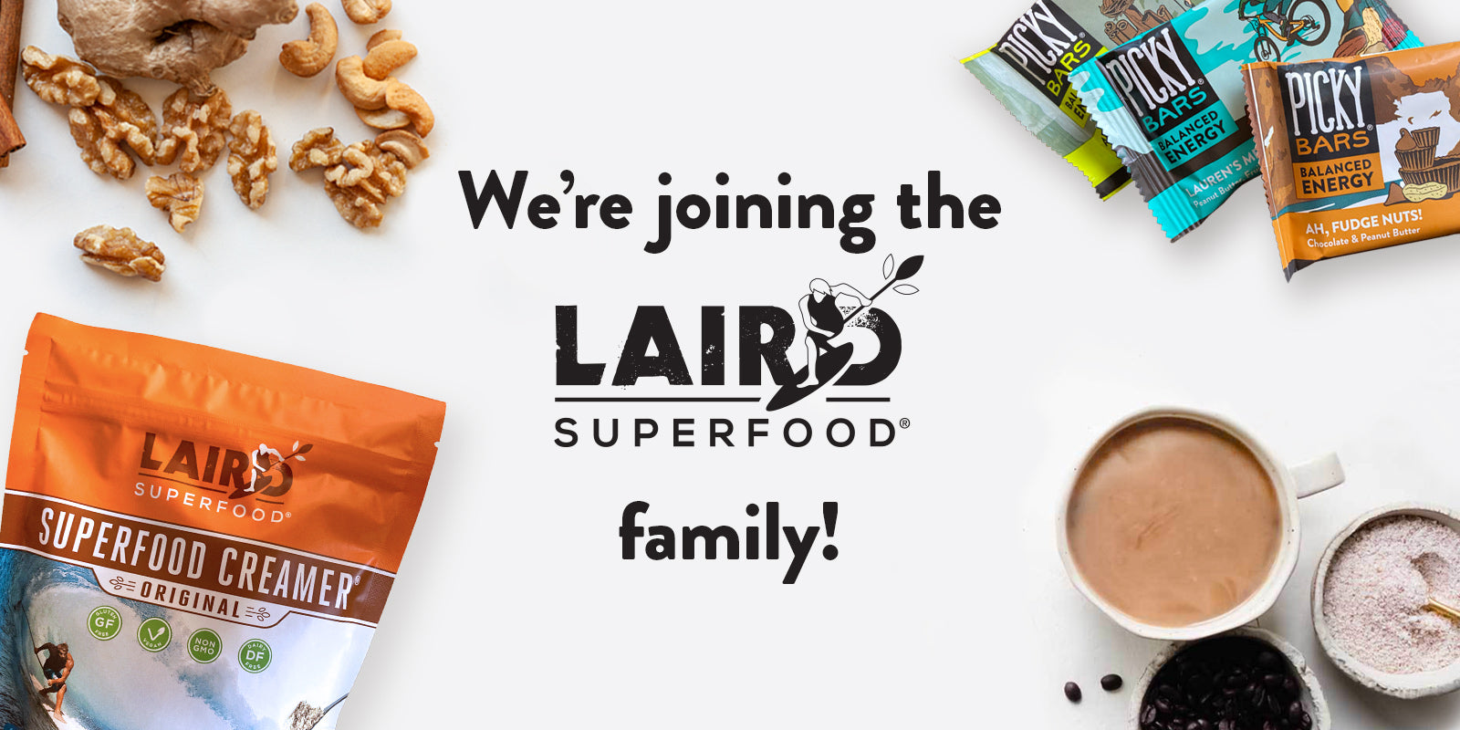 CEO Jesse on Picky's Joining with Laird Superfood