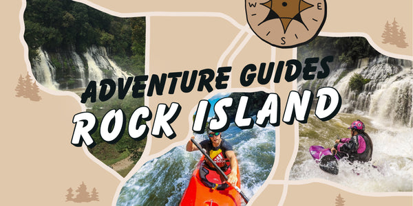 Lifepoints Adventure Guides: Rock Island, TN