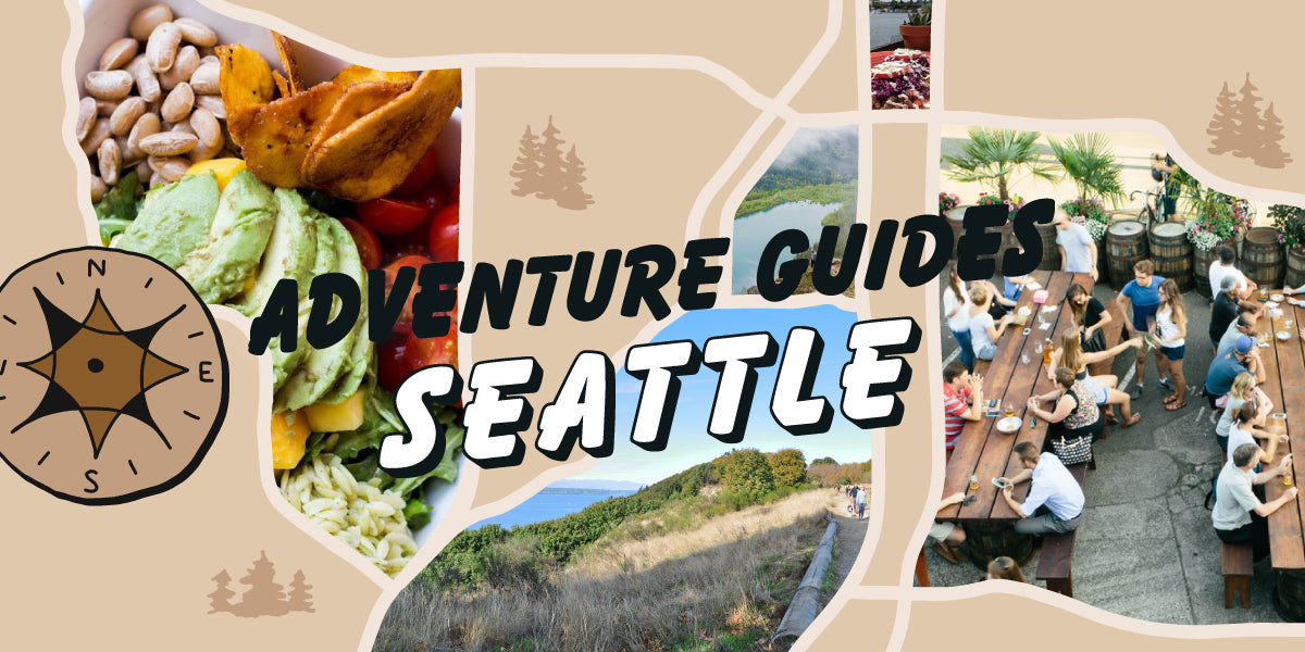 Lifepoints Adventure Guides: Seattle, WA
