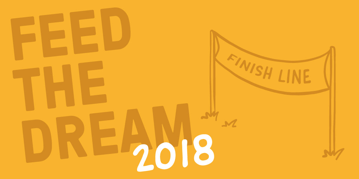 Feed the Dream Wrap Up