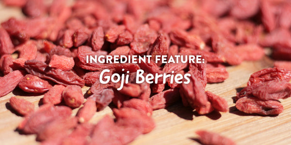 Goji Berries - A super, food!