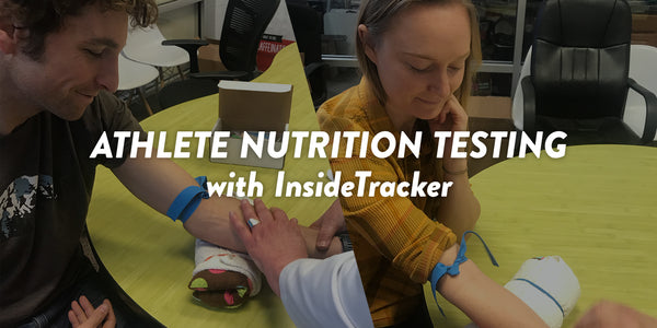 A Pro Triathlete & Vegan Yogi / InsideTracker