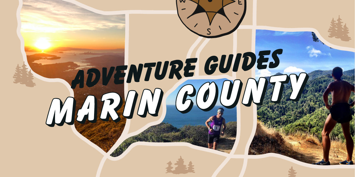 Lifepoints Adventure Guides: Marin County, CA