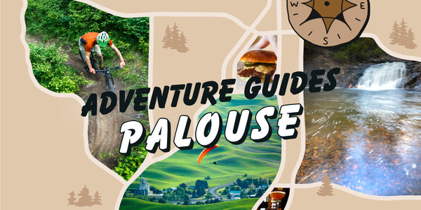 Lifepoints Adventure Guides: Palouse, WA/ID