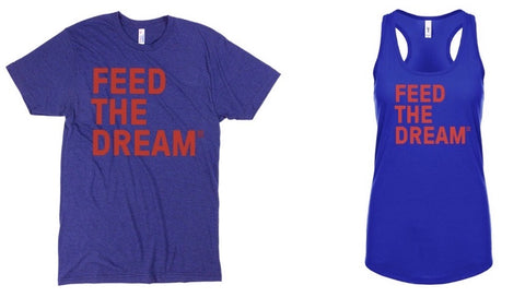Feed the Dream 2020 Shirt and Tank