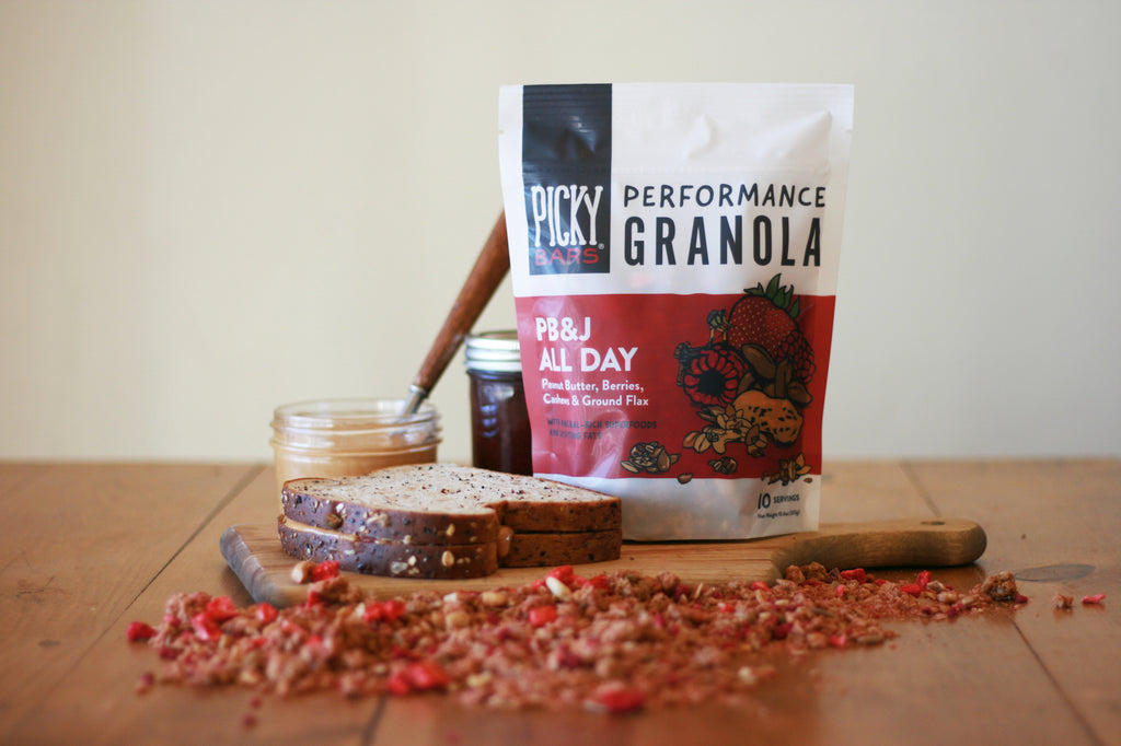 Picky Performance Granola PBJ All Day