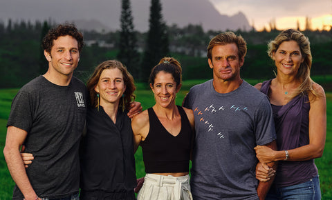 Picky Bars and Laird Superfood Founders