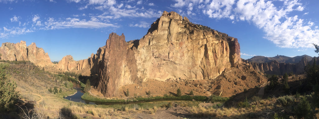 Bend Oregon Adventure Guide Smith Rock State Park