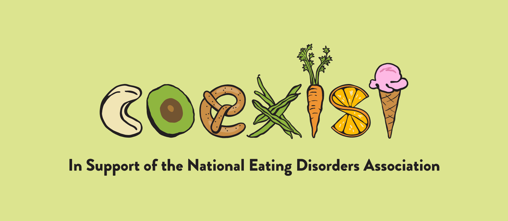 COEXIST in support of the National Eating Disorders Association