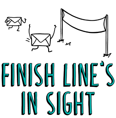 Finish Line's in Sight