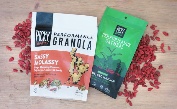 Goji Berries - A Super, Food! Sassy Molassy and Game, Set, Matcha