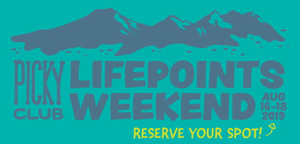 Picky Club Lifepoints Weekend
