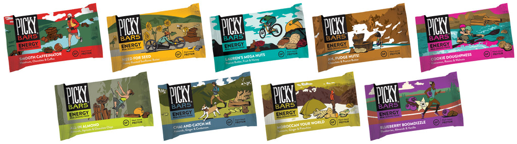 Picky Bars New Wrappers