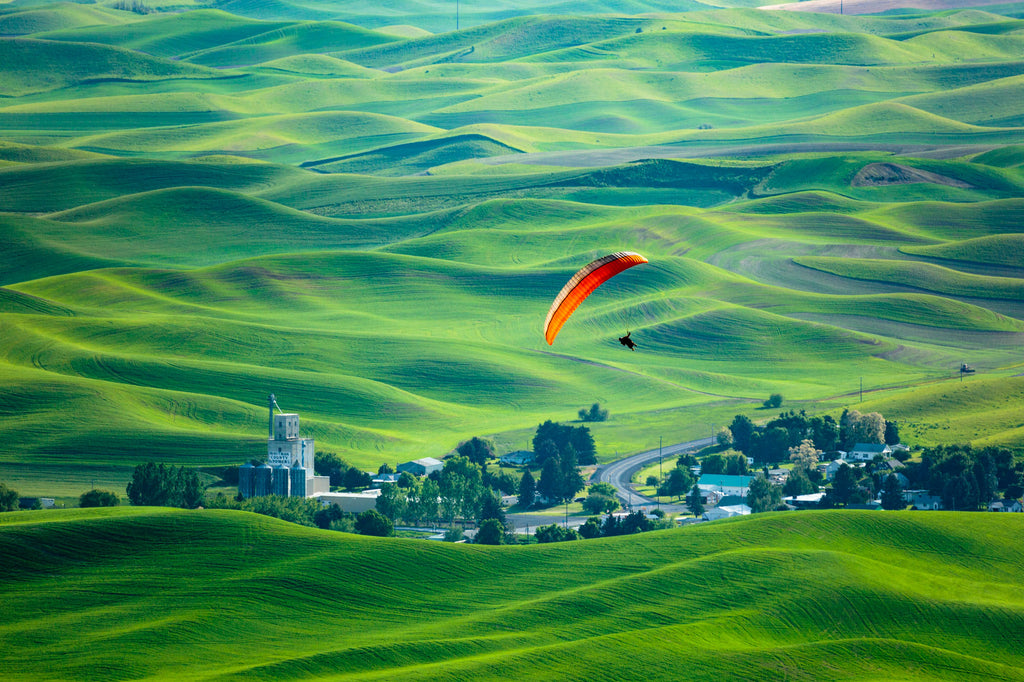 Adventure Guides Palouse Steptoe Butte