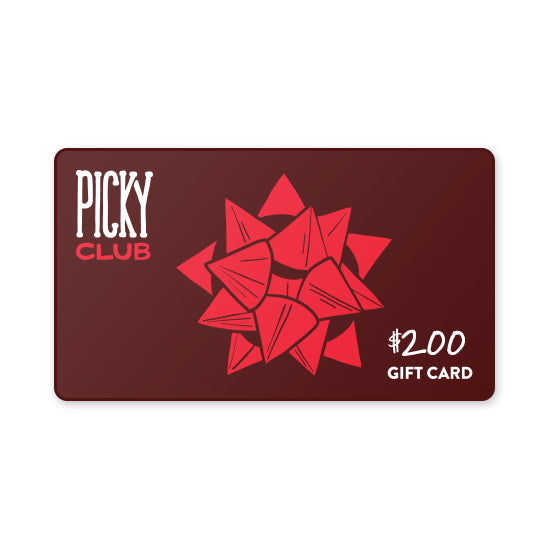 Gift the Picky Club