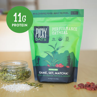 Game, Set, Matcha! [4-serving bag]