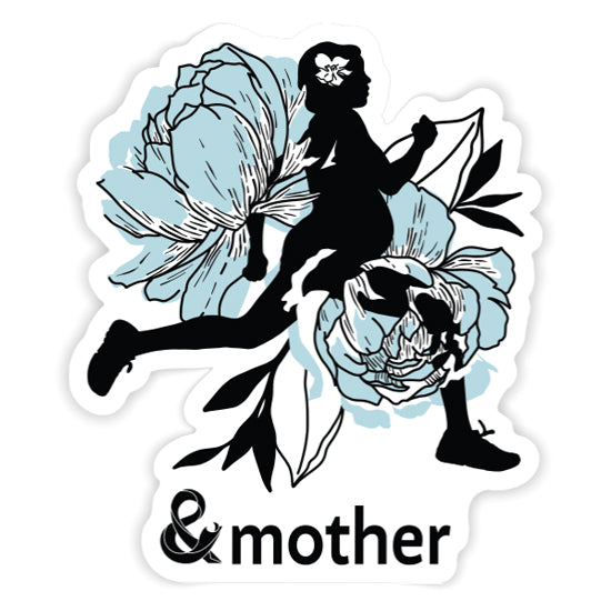 &Mother Sticker