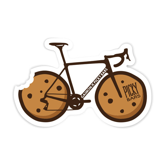 Phil Gaimon Sticker (benefitting No Kid Hungry)