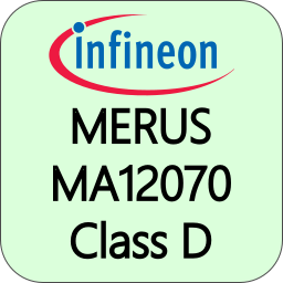 First Look: Infineon MERUS MA12070