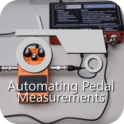 Automating Pedal Measurements with Tractor