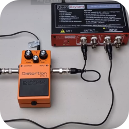 Quickly Characterizing A Tone Knob Using Exponential Sweeps