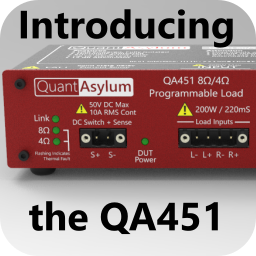 Introducing the QA451