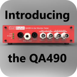 Introducing the QA490