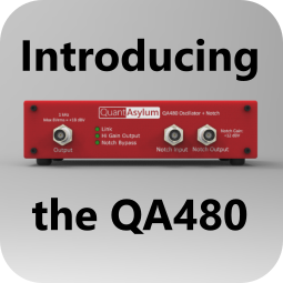 Introducing The QA480