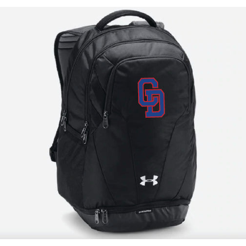CD GBB - Under Armour Unisex Hustle II Backpack