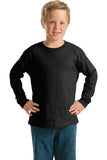 Gildan¨ - Youth Ultra Cotton¨ Long Sleeve T-Shirt.  2400B
