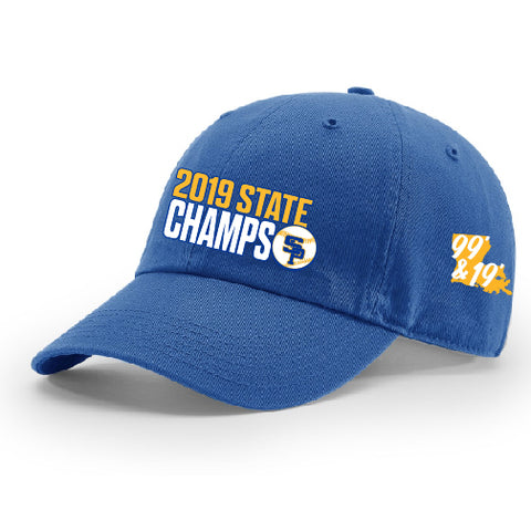 2019 CHAMPS - WASHED CHINO CAP