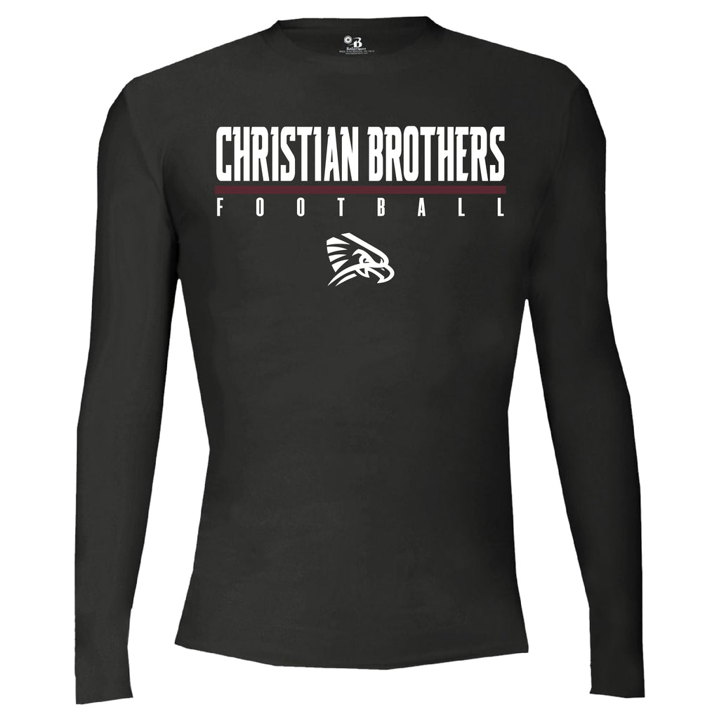 CBSFB GATLINBURG - PRO-COMPRESSION L/S CREW