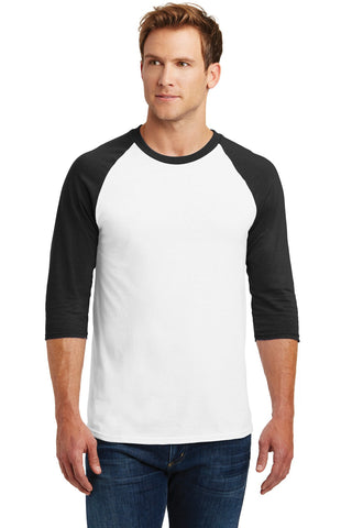 Gildan® Heavy Cotton; 3/4-Sleeve Raglan T-Shirt. 5700