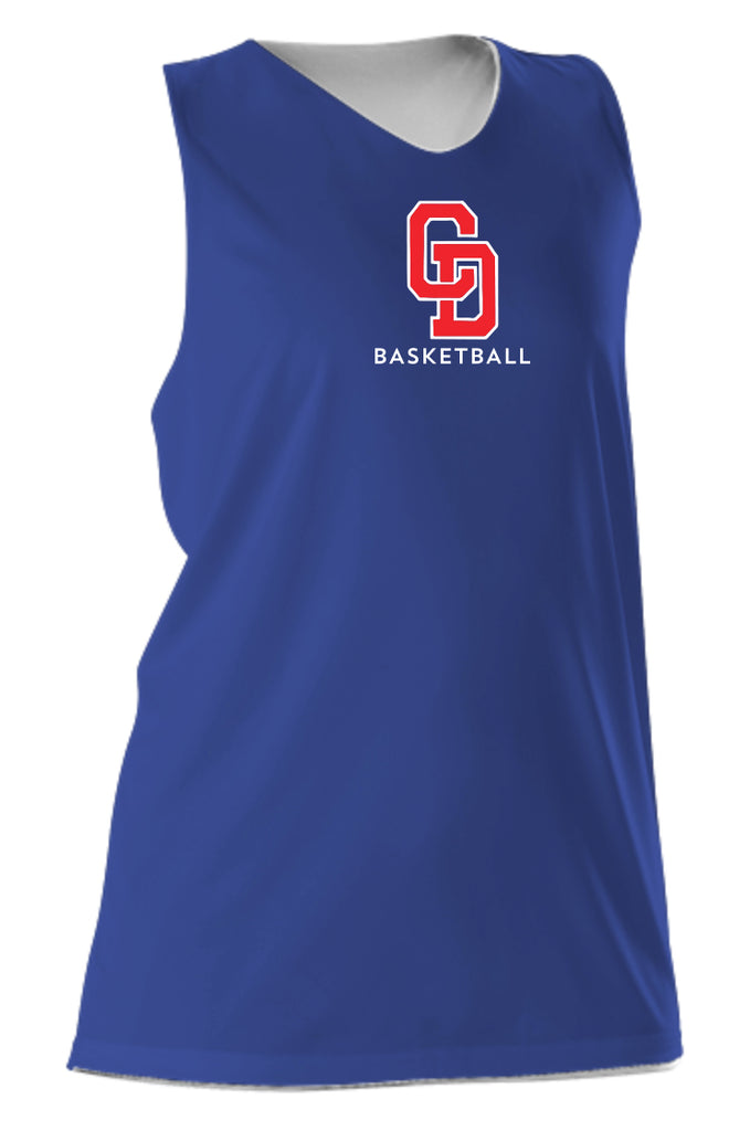 CD GBB - MANDATORY YOUTH Reversible Jersey (Royal) - A-506CRY