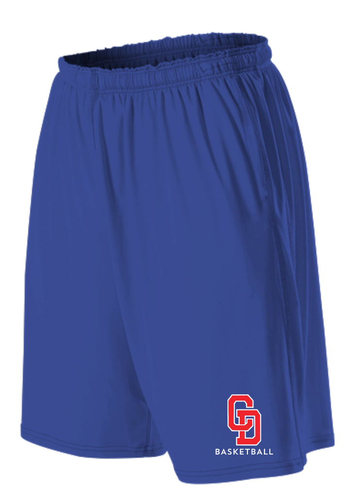 CD GBB - YOUTH Tech Shorts - A-598KPY