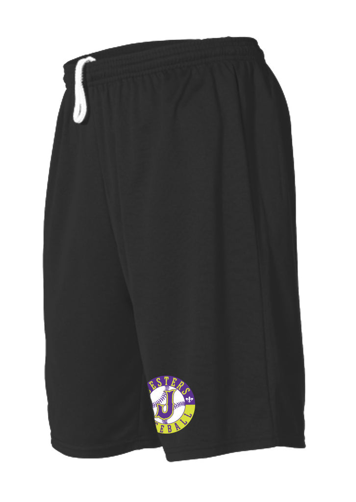 "Jesters - YOUTH ""Dri-Fit"" Tech Shorts without Pockets A5067PY"