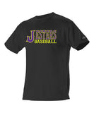 "Jesters - YOUTH ""Dri-Fit"" Tech Crew Neck Tee A5081SY Style #1"