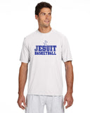 JESUIT - Men's Short-Sleeve Cooling Performance Crew (AB-N3142)