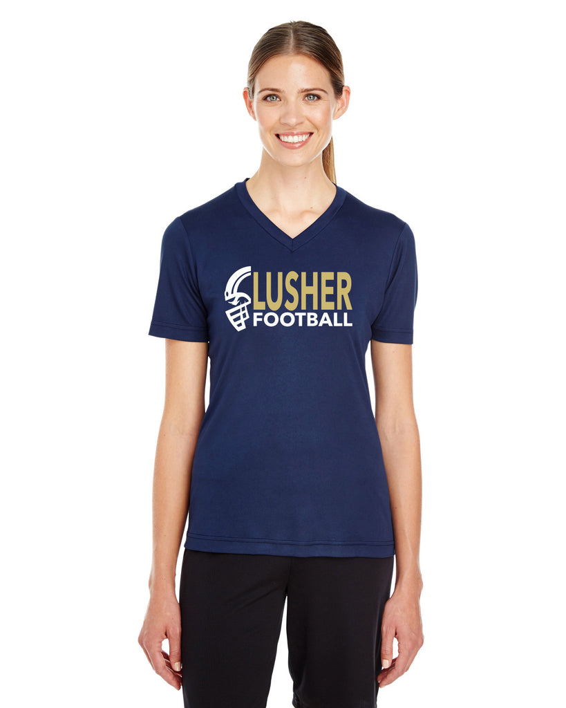 LUSHER - Ladies' Zone Performance T-Shirt (ABTT11W)