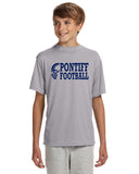 PONTIFF FOOTBALL - Youth Short-Sleeve Cooling Performance Crew (AB NB3142)